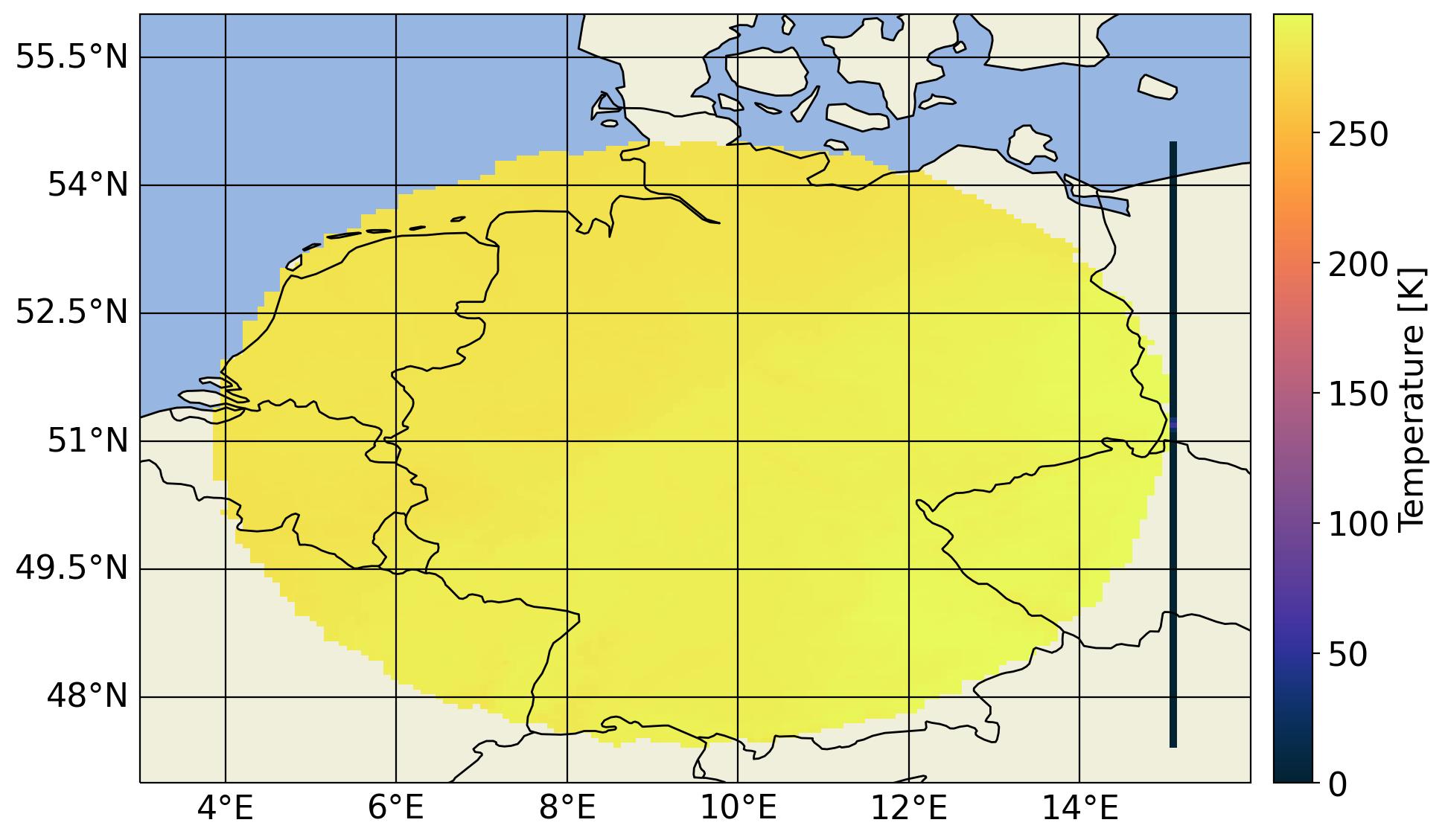 Matplotlib Colorbar Ticks Format